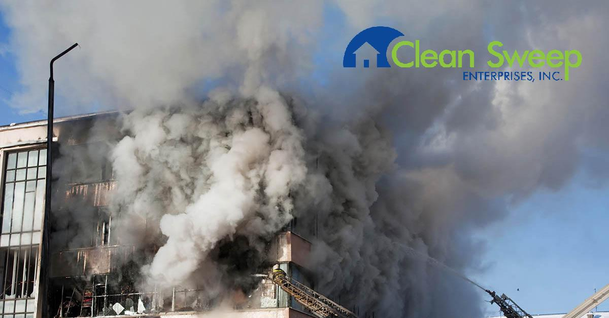 Fire and Smoke Damage Repair in New Windsor, MD
