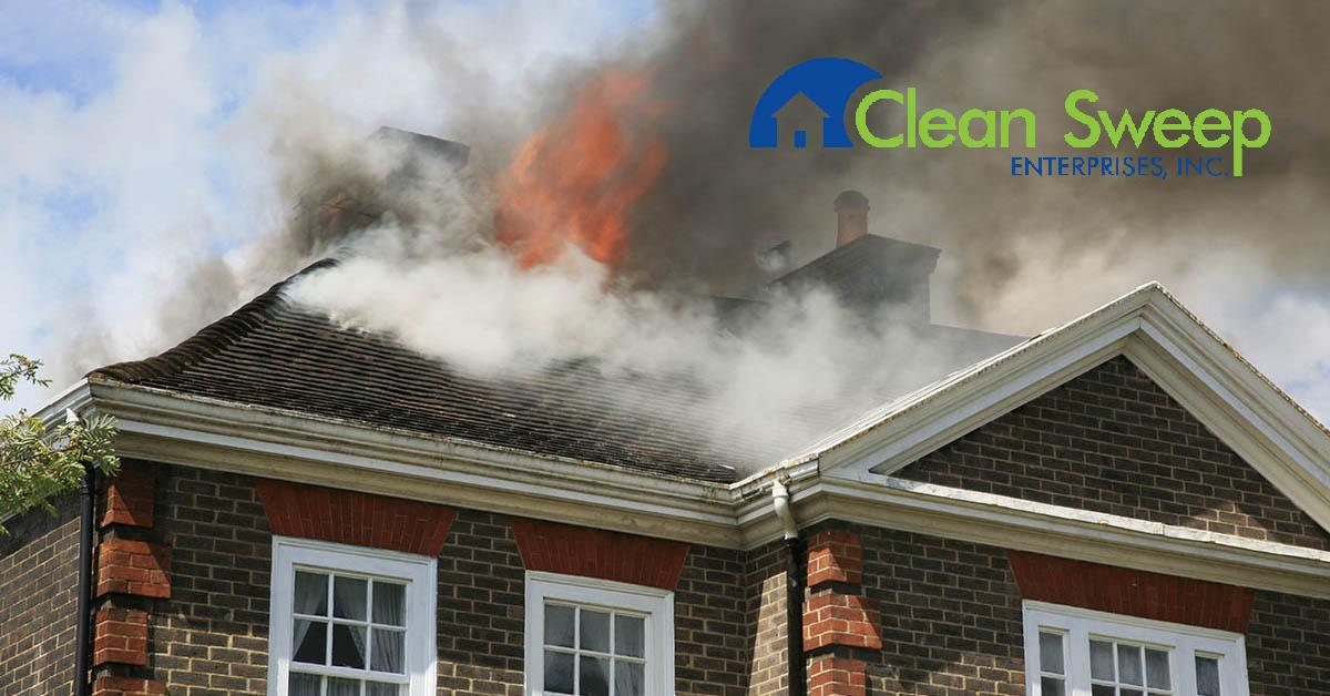 Fire Damage Restoration in Mount Airy, MD