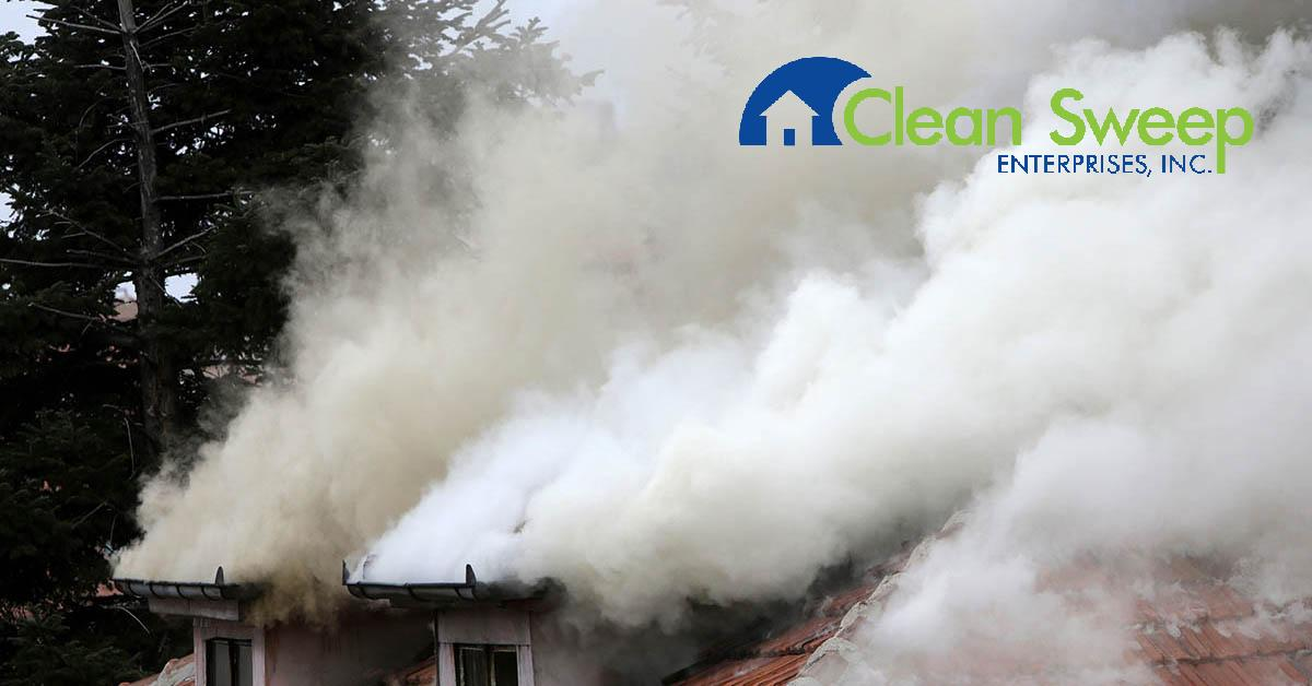 Fire Damage Restoration in Owings Mills, MD