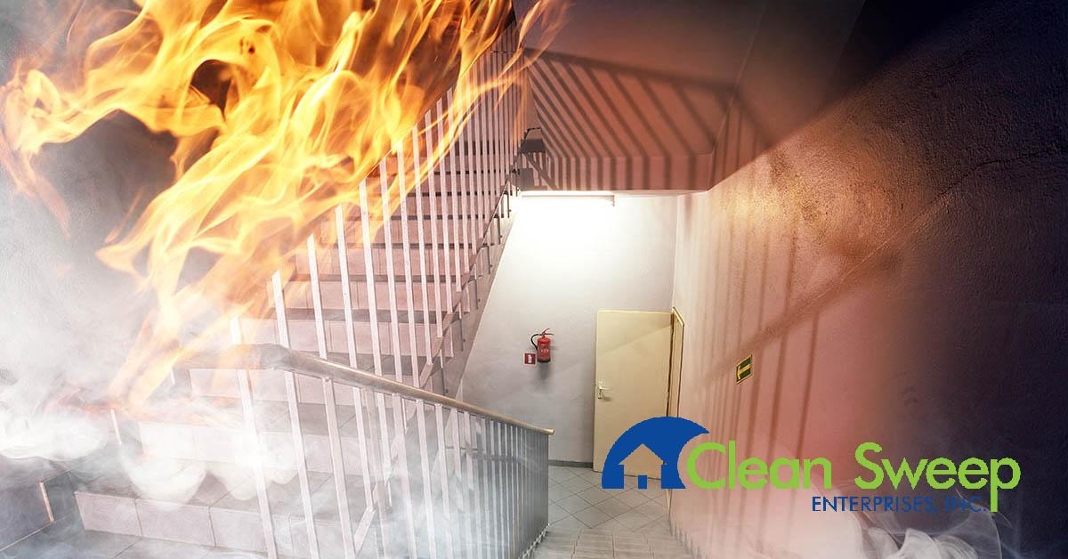 Fire and Smoke Damage Restoration in Mount Airy, MD
