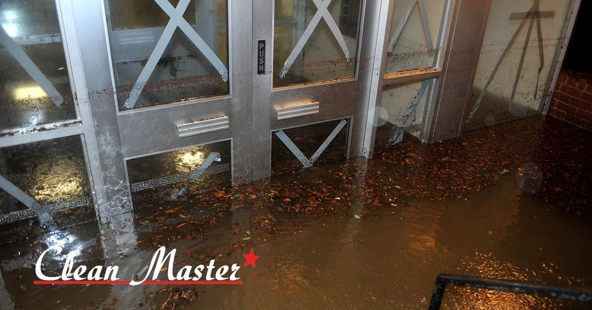 Water Damage Restoration in Brownsville, LA