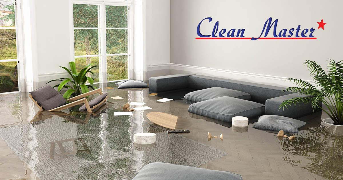 Water Damage Cleanup in Town of Delhi, LA