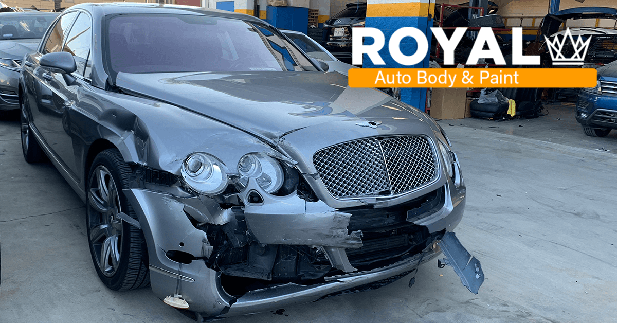 Collision Repair in Northridge, CA