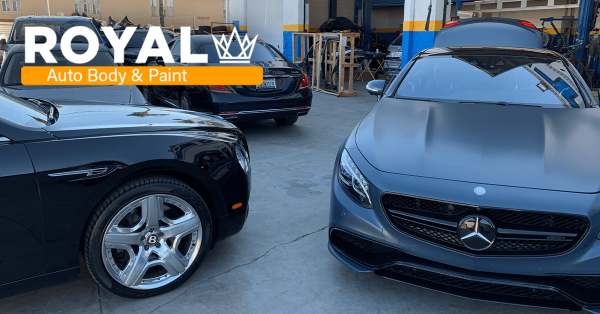 Paintless Dent Removal in Northridge, CA