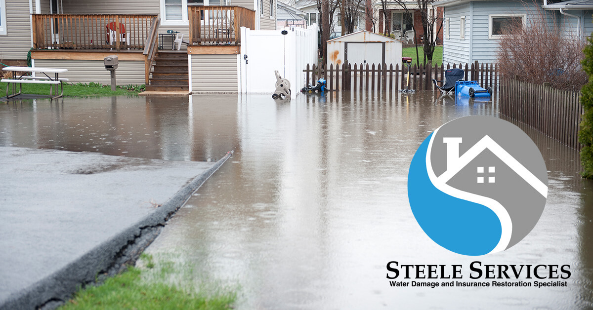 Certified Water Damage Repair in Brentwood, TN