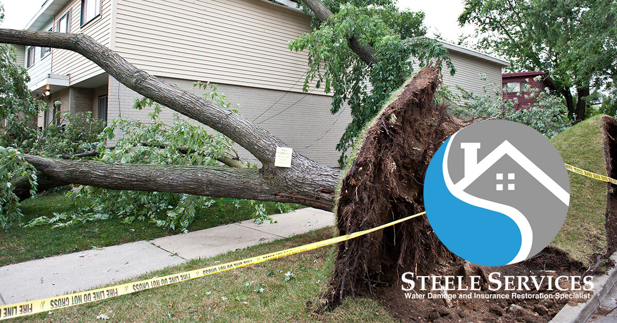 Certified Storm Damage Remediation in Nashville, TN