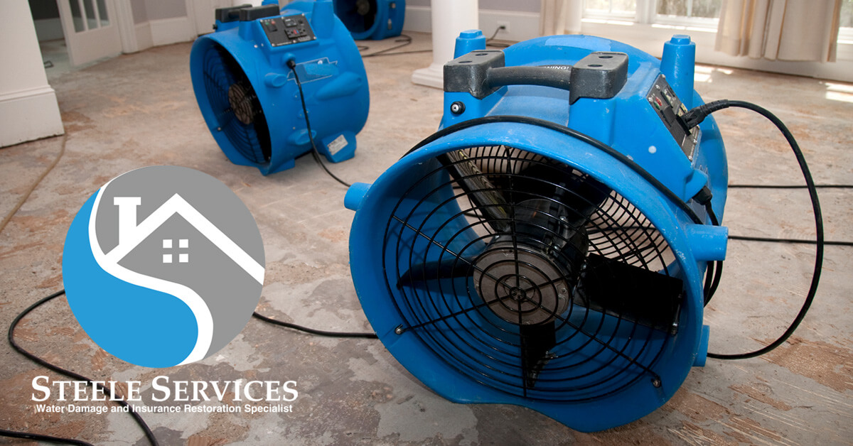 Certified Water Damage Repair in Forest Hills, TN