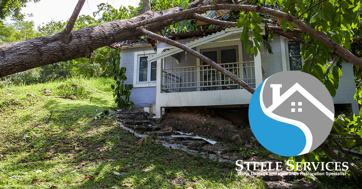 Certified Storm Damage Remediation in Hendersonville, TN