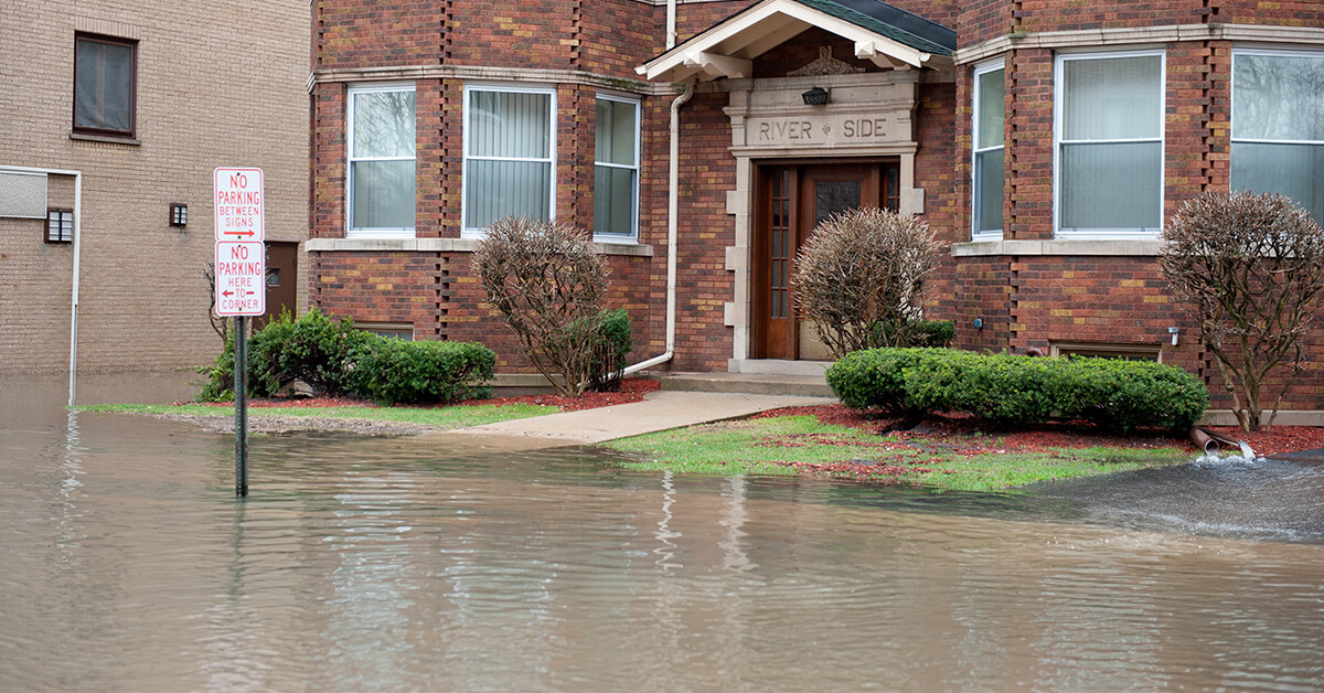 Certified Flood Damage Repair in Nashville, TN