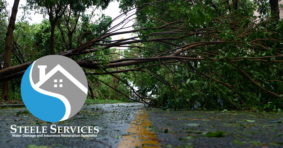 Certified Storm Damage Restoration in Oak Hill, TN