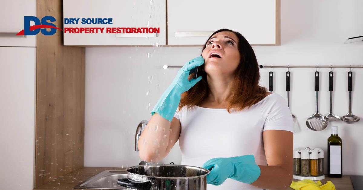 Professional Water Damage Cleanup in Deerfield, WI