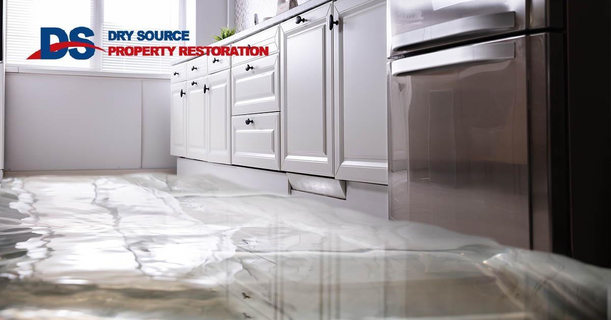 Certified Water Damage Restoration in Cottage Grove, WI