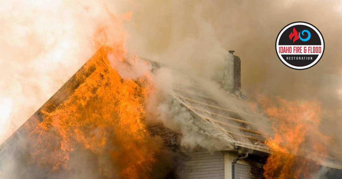 Certified Fire and Smoke Damage Restoration in Eagle, ID