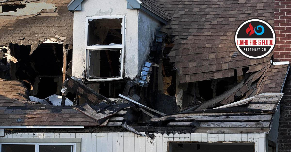 Certified Fire Damage Restoration in Pocatello, ID