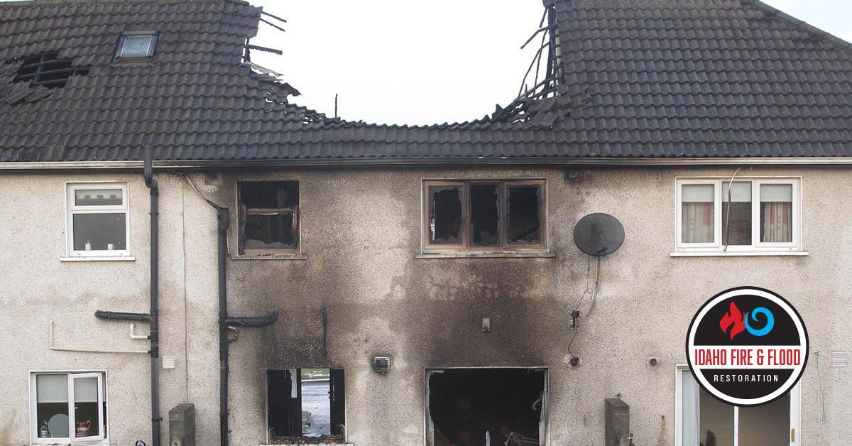 Certified Fire Damage Restoration in Nampa, ID