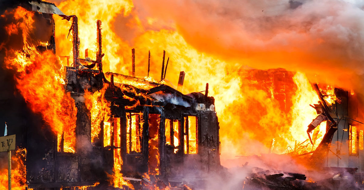 Professional Fire Damage Restoration in Garden City, ID