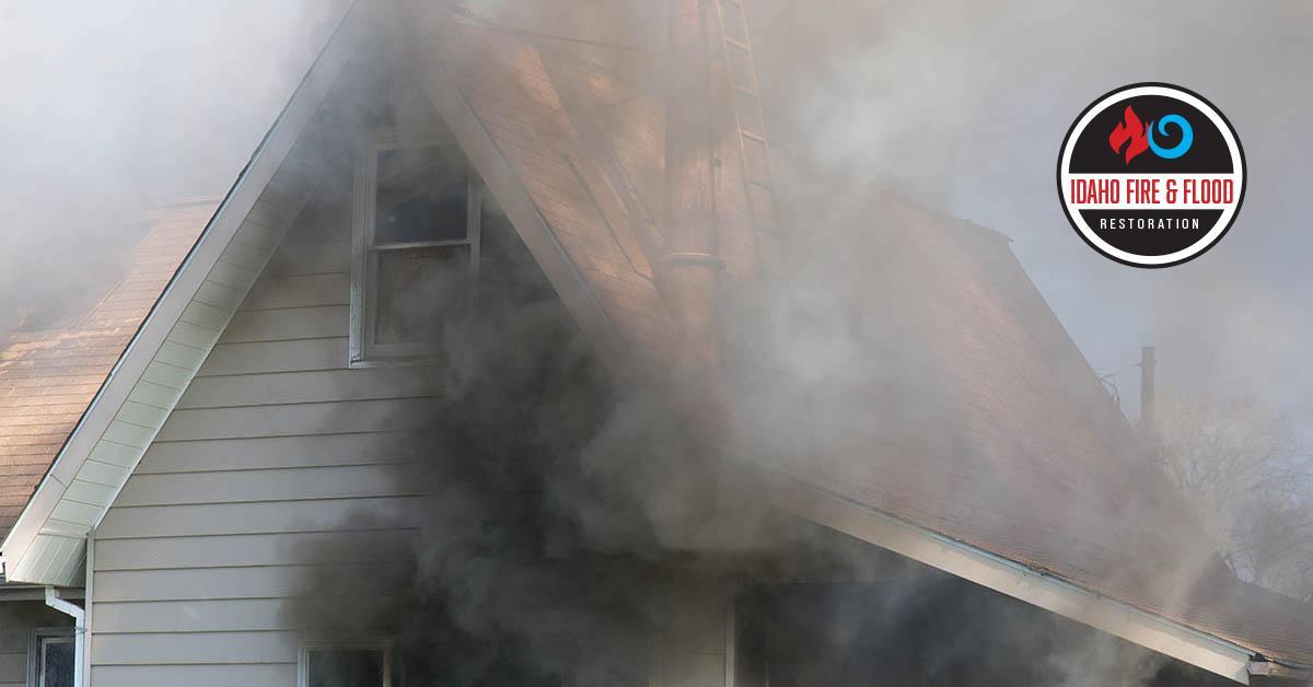 Certified Fire and Smoke Damage Restoration in Idaho Falls, ID