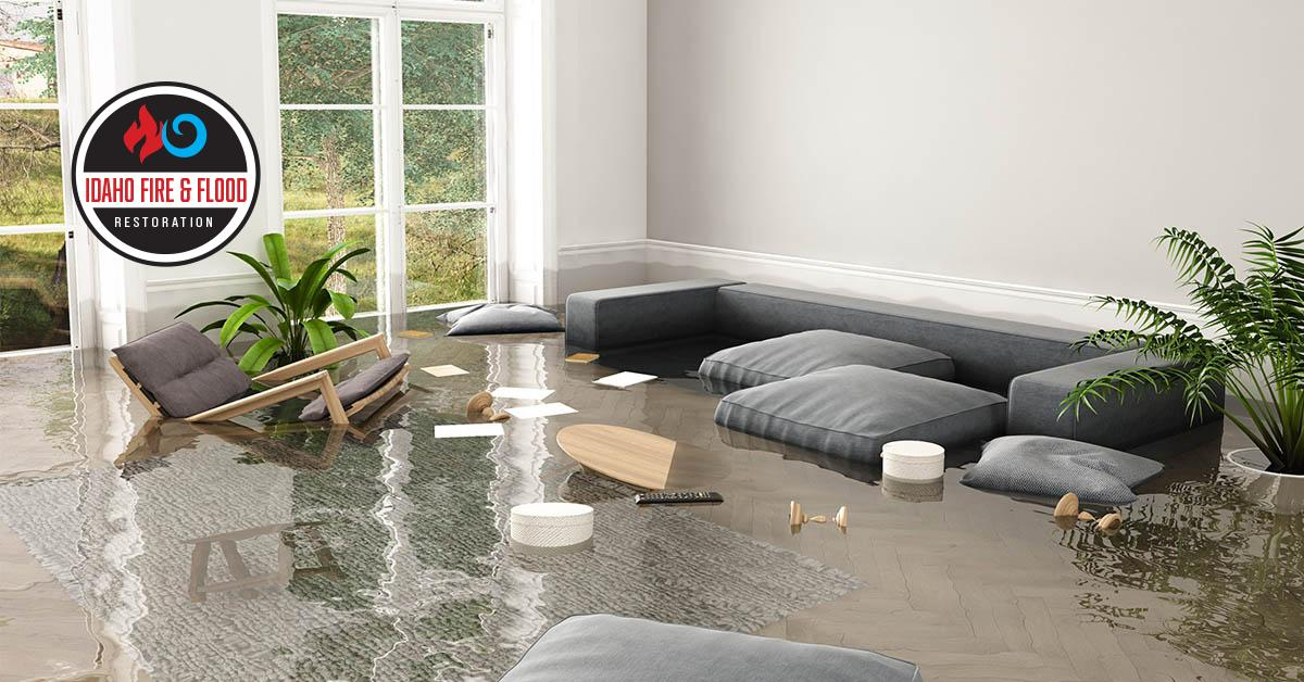 Certified Water Damage Cleanup in Meridian, ID