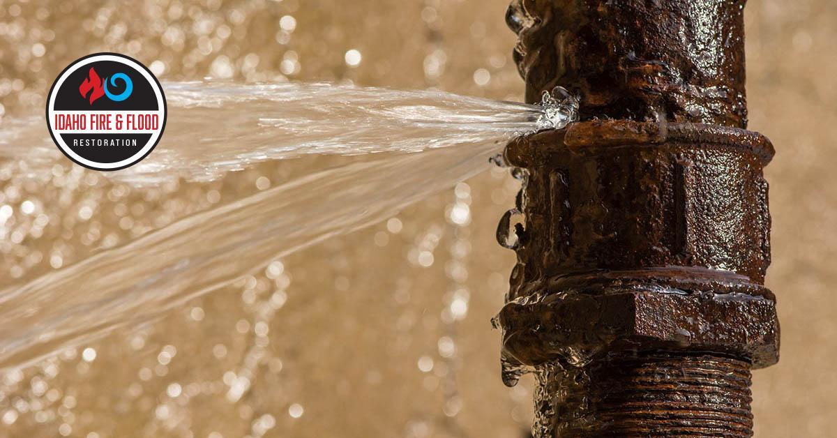 Certified Water Damage Repair in Garden City, ID