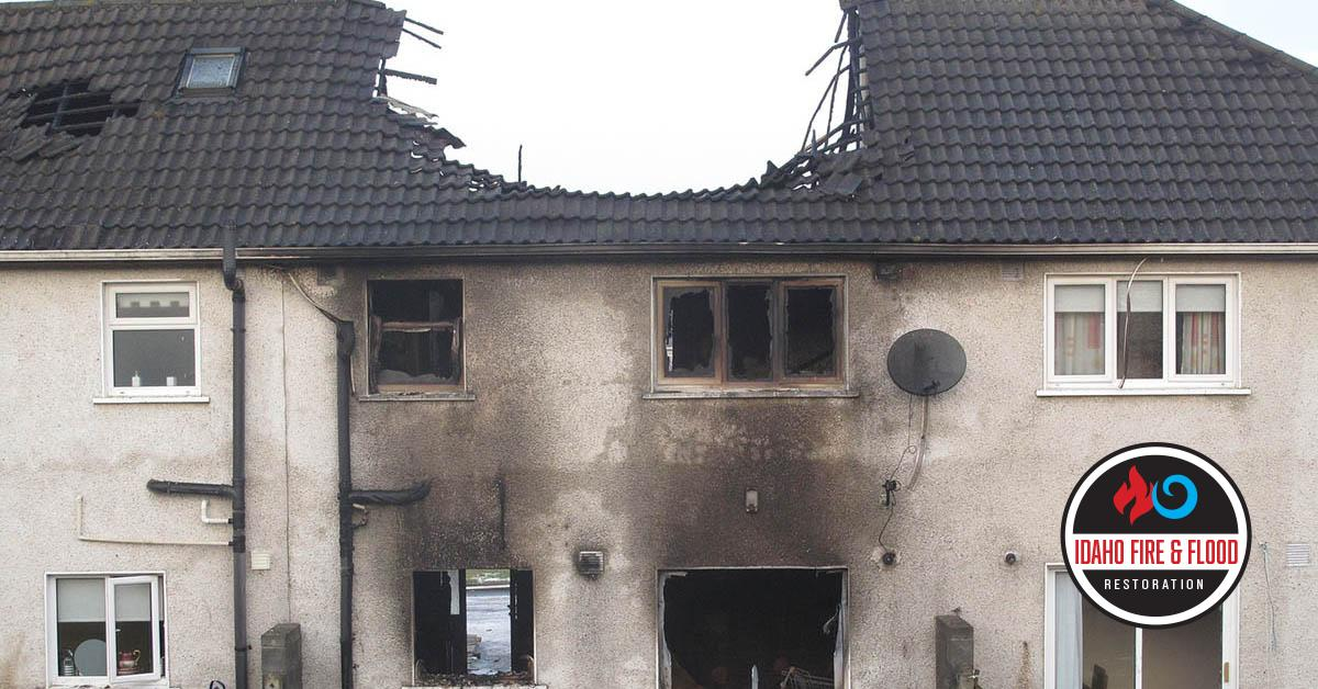 Certified Fire and Smoke Damage Restoration in Meridian, ID