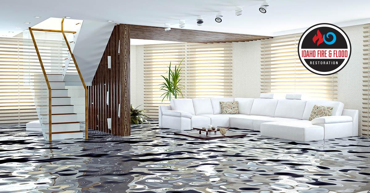 Certified Flood Damage Cleanup in Nampa, ID