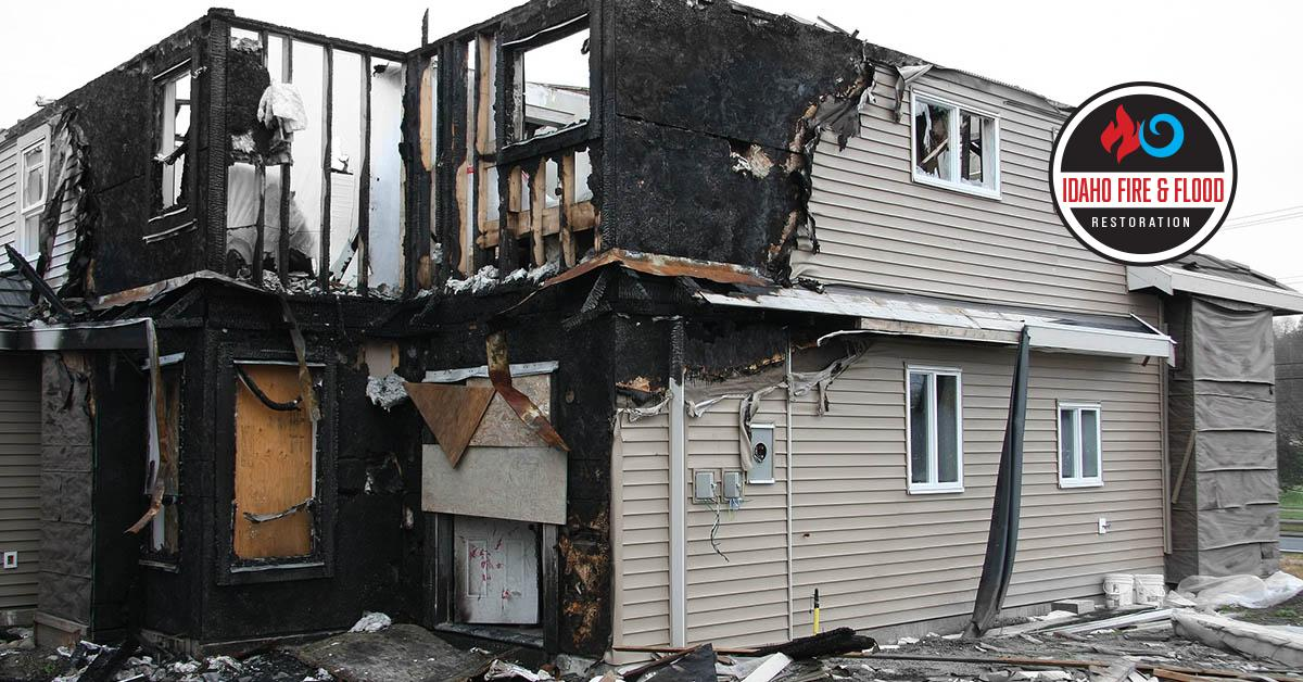 Certified Fire and Smoke Damage Repair in Pocatello, ID