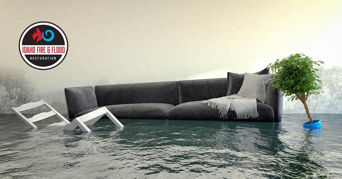 Certified Flood Damage Restoration in Pocatello, ID