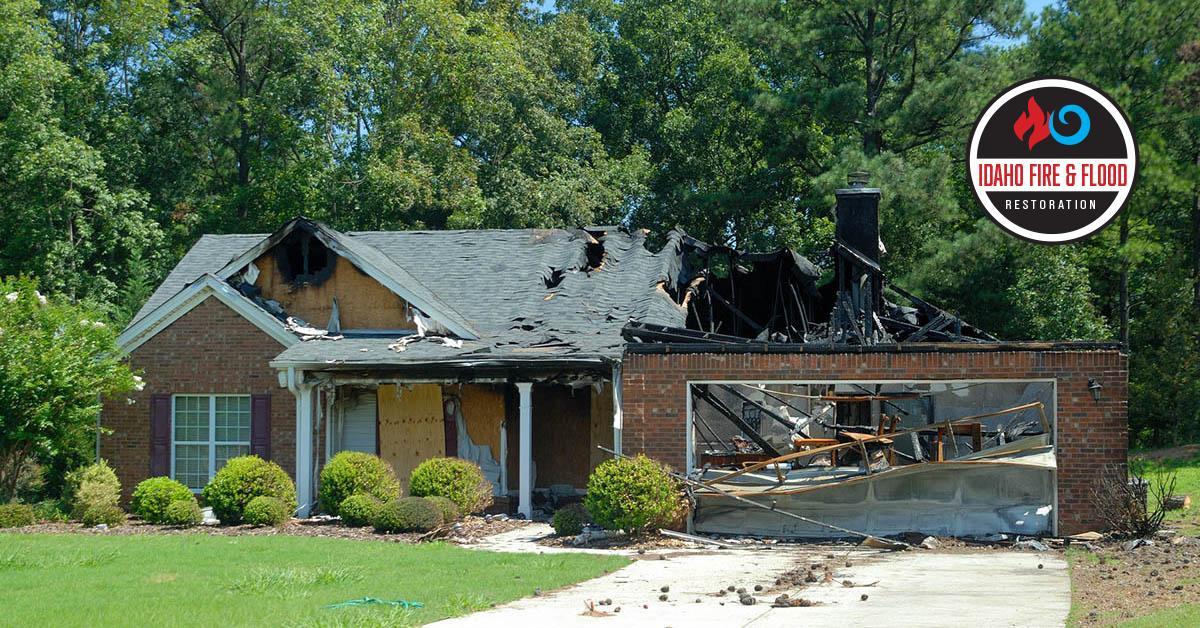 Certified Fire Damage Restoration in Pocatello, ID