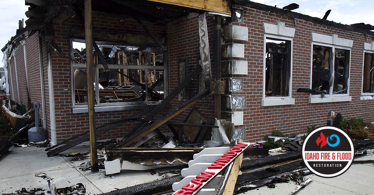 Certified Fire and Smoke Damage Restoration in Garden City, ID