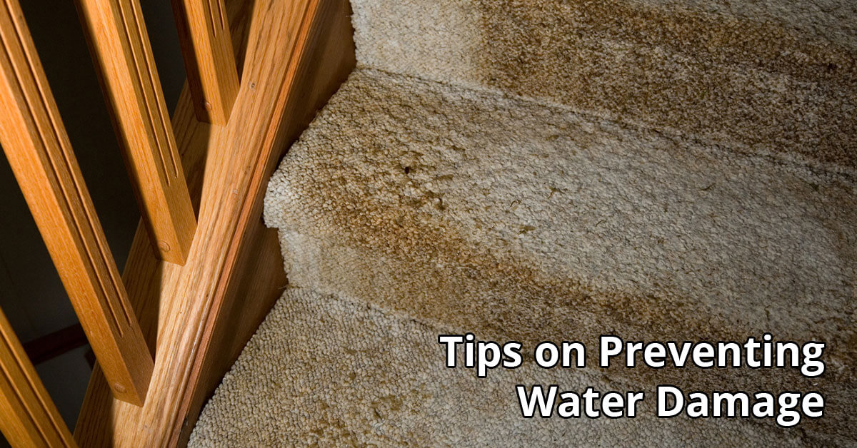 Water Damage Tips in Eagle, ID