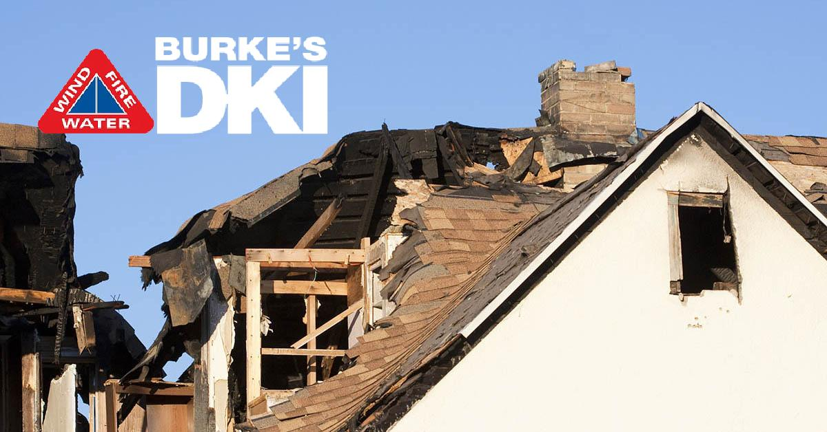 Certified Fire and Smoke Damage Restoration in Hayden, ID