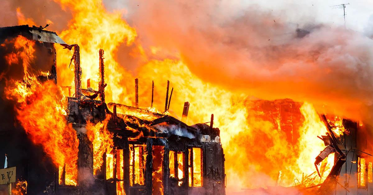 Professional Fire Damage restoration in Coeur d'Alene, ID