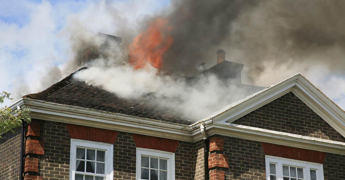 Professional Fire Damage restoration in Post Falls, ID