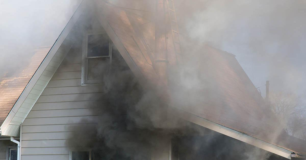 Professional Fire Damage restoration in Hayden, ID