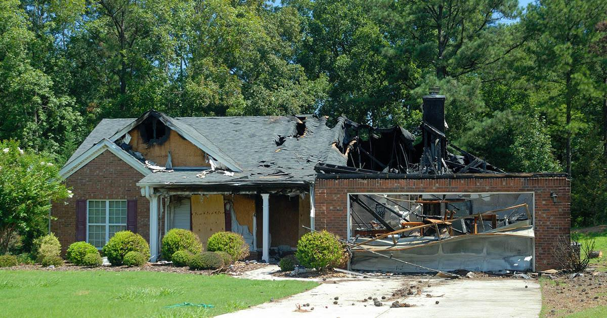 Professional Fire Damage Cleanup in Post Falls, ID