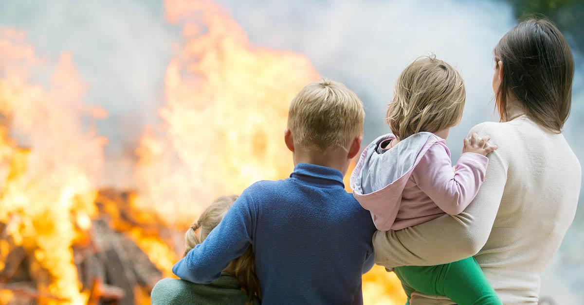 Professional Fire and Smoke Damage Restoration in Sand Point, ID
