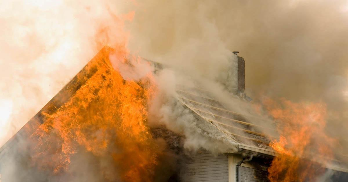 Professional Fire Damage Removal in Wallace, ID