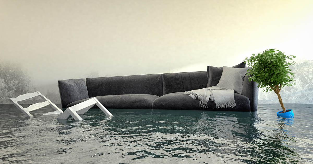 Professional Flood Damage Repair in Sand Point, ID