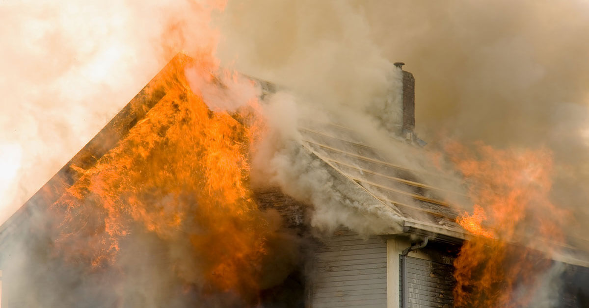Professional Fire and Smoke Damage Cleanup in Sand Point, ID