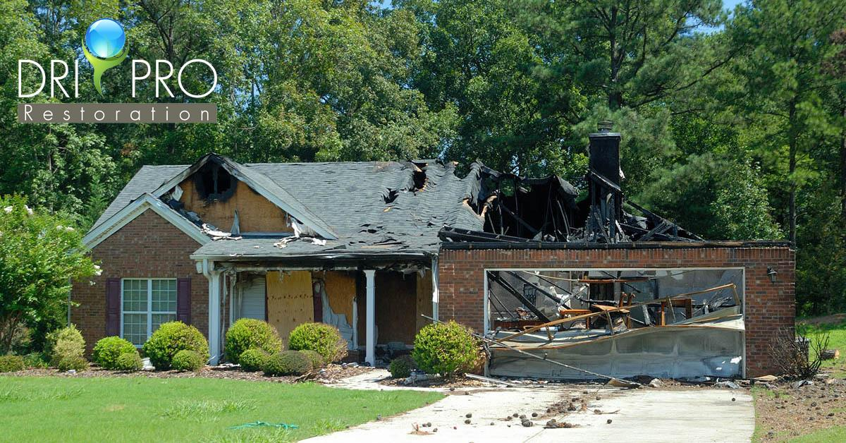 Professional Fire Damage Removal in Blue Mountain Beach, FL