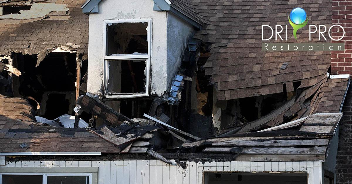 Certified Fire Damage Removal in Pensacola, FL