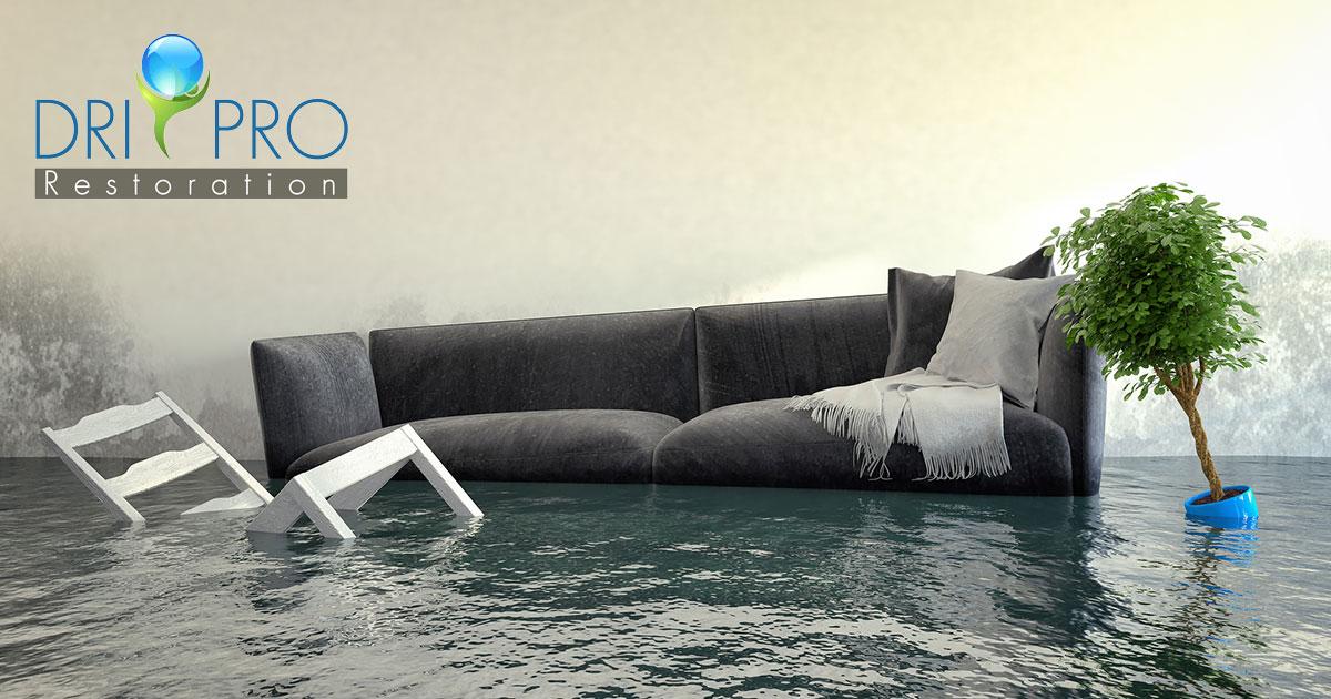 Certified Water Damage Repair in Valparaiso, FL