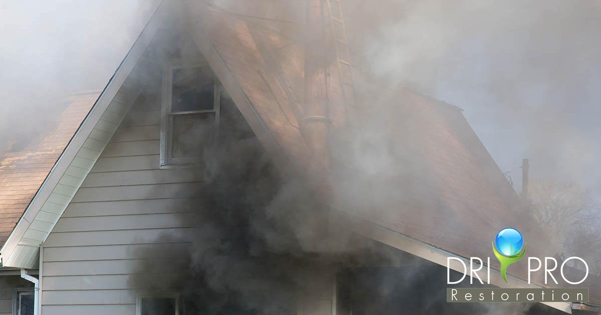Certified Fire and Smoke Damage Cleanup in Gulf Breeze, FL