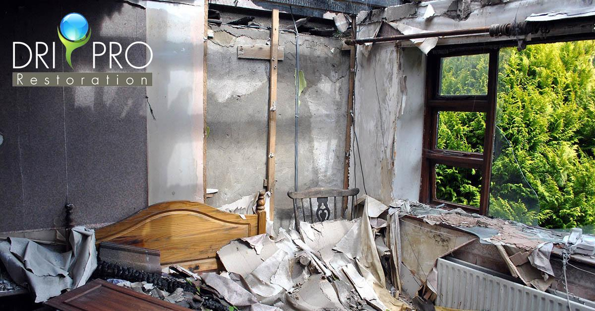 Professional Fire and Smoke Damage Restoration in Bluewater Bay, FL