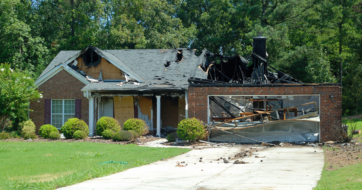 Professional Fire Damage Repair in Niceville, FL