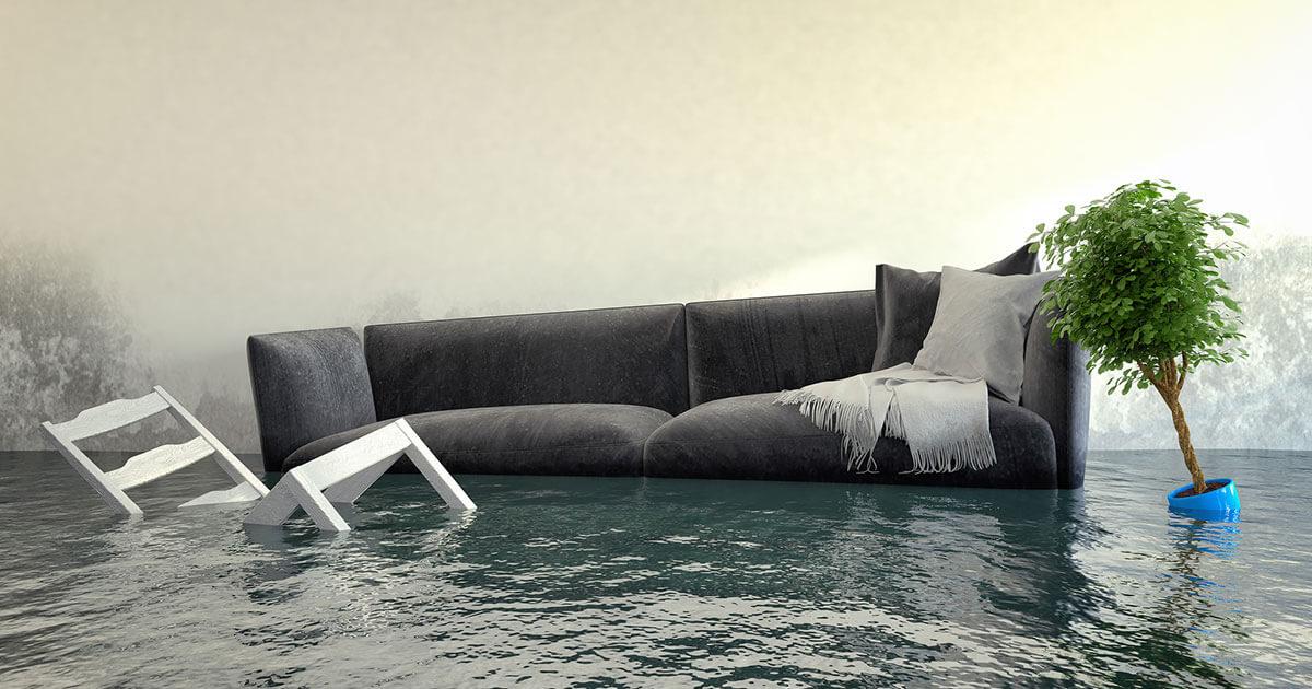 Certified Flood Damage Repair in Valparaiso, FL