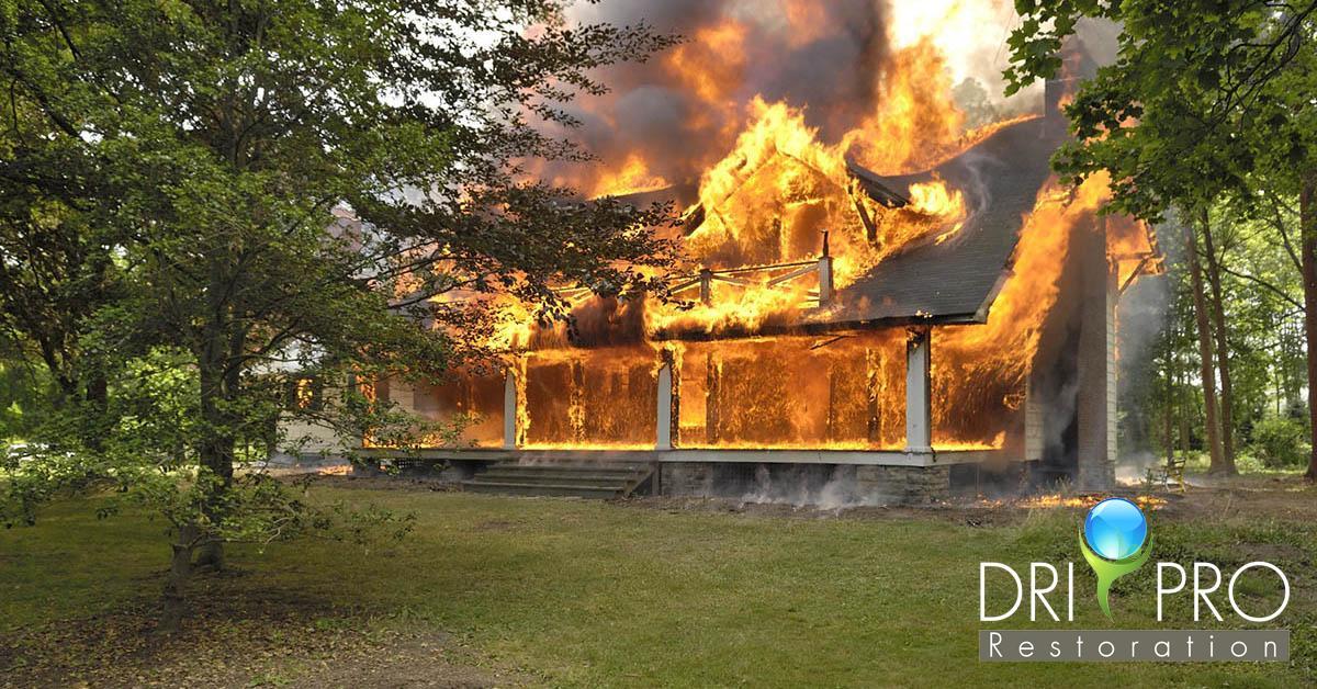 Certified Fire Damage Restoration in Blue Mountain Beach, FL