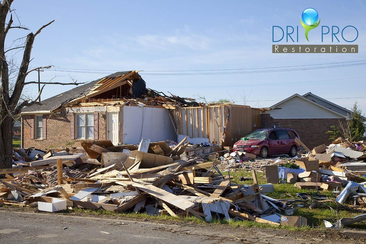 Professional Wind Damage Restoration in Okaloosa County, FL