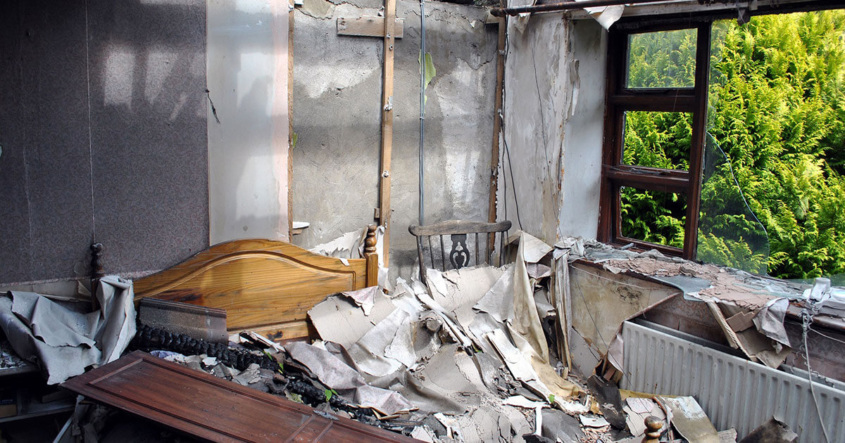 Certified Fire and Smoke Damage Cleanup in Destin, FL