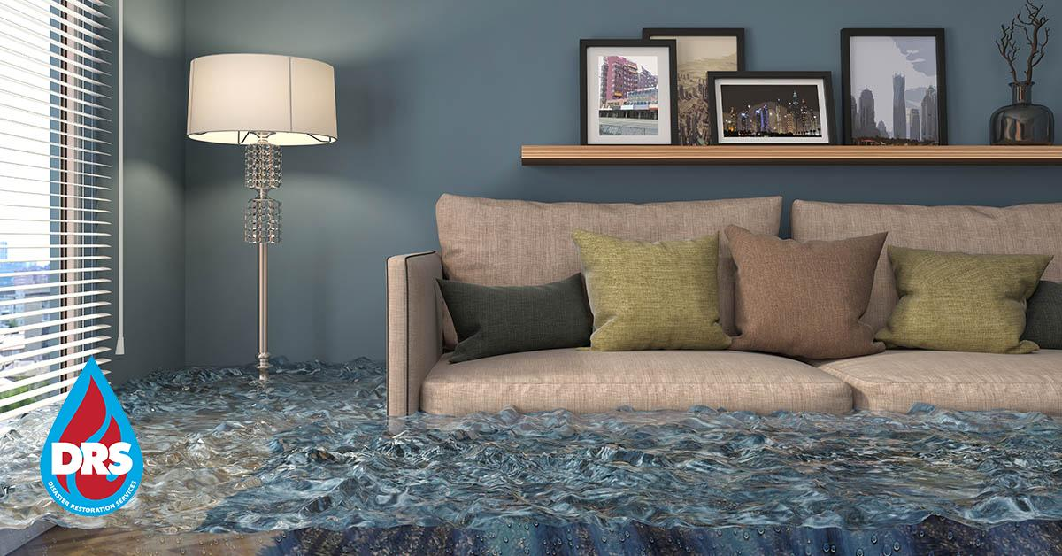 Certified Water Damage Restoration in Gypsum, CO